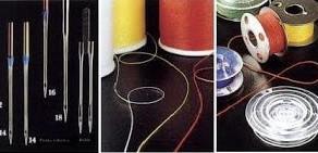 Relación entre las telas y los hilos