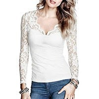 Transforme una camiseta en una hermosa blusa