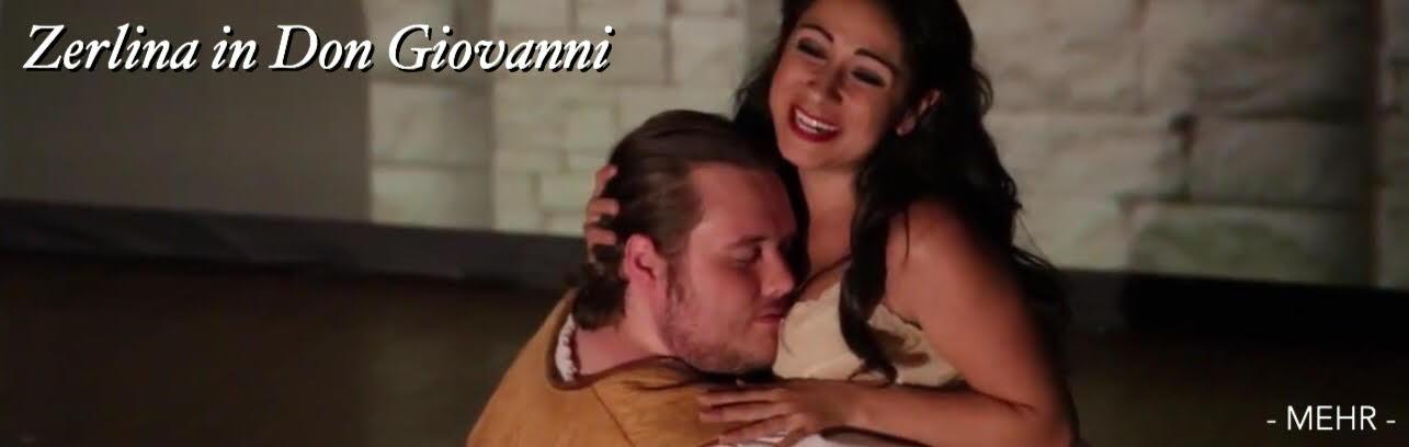 Lisa Algozzini - Zerlina - Don Giovanni
