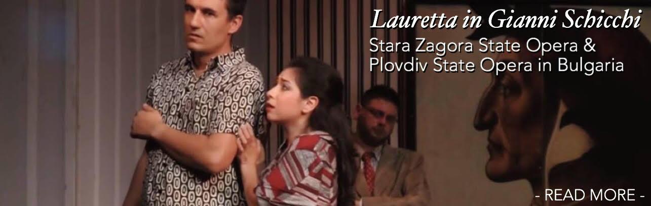 Lisa Algozzini: Lauretta, Gianni Schicchi