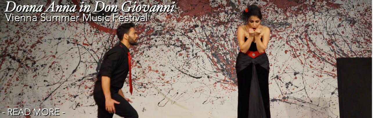 Lisa Algozzini: Donna Anna, Don Giovanni