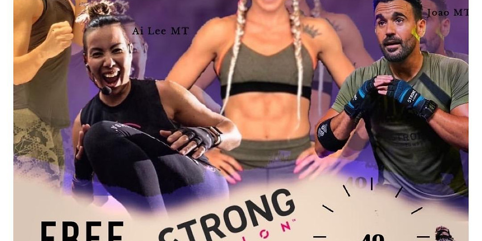 Mary's Birthday STRONG NATION Free Class