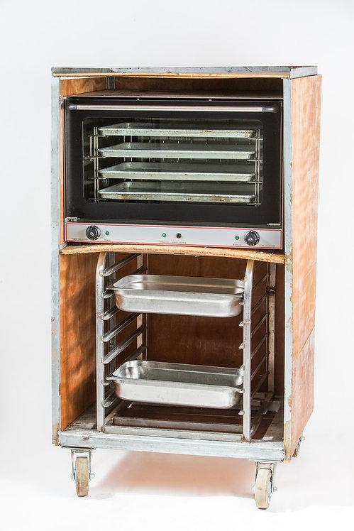 תנור אפייה תלת פאזי