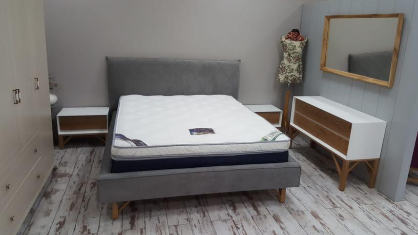 קארמה מרכז לעיצוב הבית - מיטות מרופדות בהזמנה אישית