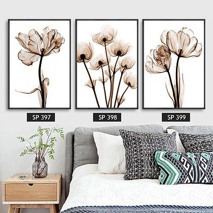 סט פרחים