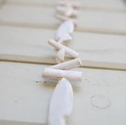 מתחם הבוטיק - בקתות עץ בלבן