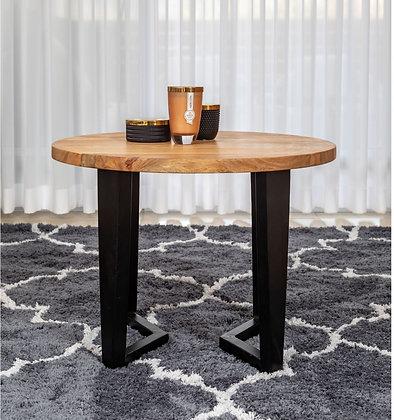 """שולחן סלון """"מרי"""" עגול"""