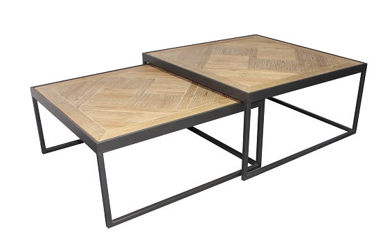 סט שולחן סלון קארן