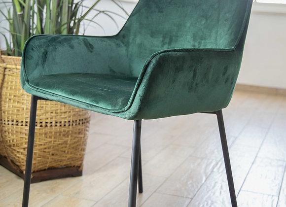כסא שוהם ירוק