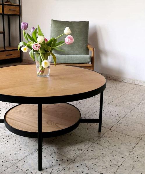 שולחן סלון עגול מיקי