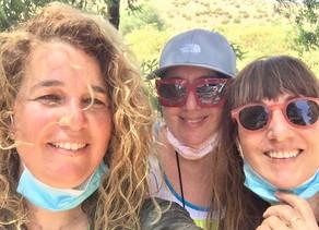 חוויה קיצית מהנה של שיט, ממש כמו בסוואנות באפריקה, עם אבוקיאק בפארק הירדן -  מתוך הבלוג של יפה גביש