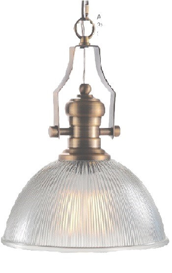 מנורה זכוכית