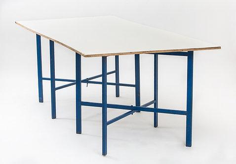 שולחן מזנון / שולחן אוכל פשוט גדול