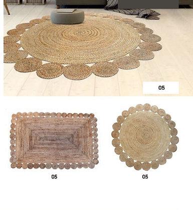 שטיח ריו - סיומת עגולה