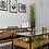 """Thumbnail: שולחן סלון """"אלמוג"""" אלון - מלבני"""