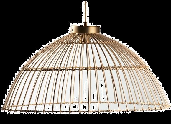 מנורת קש פעמון XL