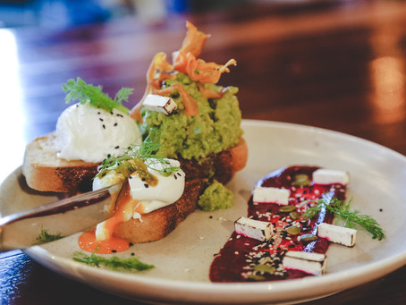 Top 5 Breakfast Dishes at the Naked Racer