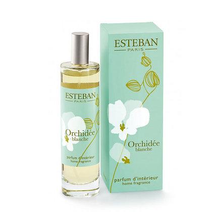 Spray d'ambiance Orchidée Blanche / ESTEBAN