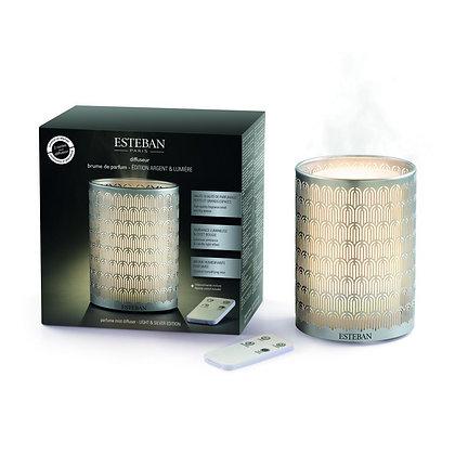 ESTEBAN Paris - Edition Argent & Lumière Diffuseur brume de parfum