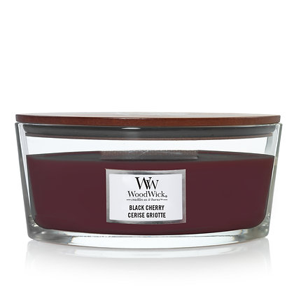 YANKEE CANDLE / WOODWICK - Ellipse Cerise Griotte