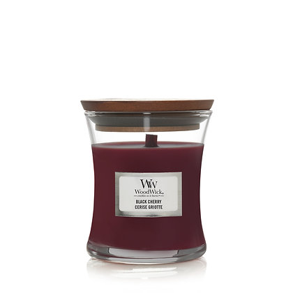 YANKEE CANDLE / WOODWICK - Moyenne jarre Cerise Griotte