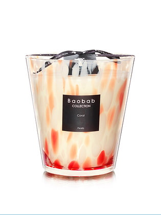 BAOBAB - CORAL PEARLS - Max 16
