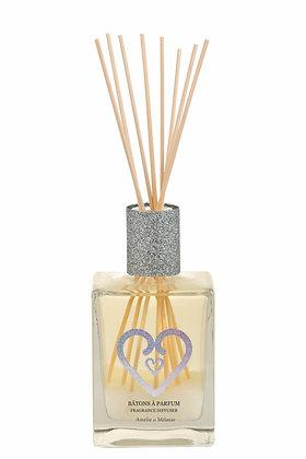 AMELIE ET MELANIE - Bâtons à parfum AU CRÉPUSCULE