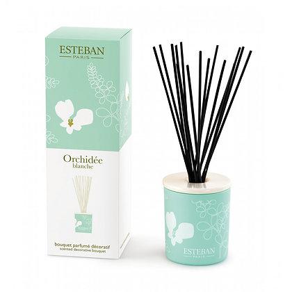 ORCHIDÉE BLANCHE Bouquet parfumé décoratif 100 ml
