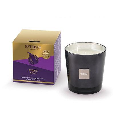 ESTEBAN Paris - Figue noire Bougie parfumée 450g