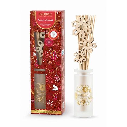 ESTEBAN Paris - Cassis Griotte Bouquet parfumé - Edition Noël