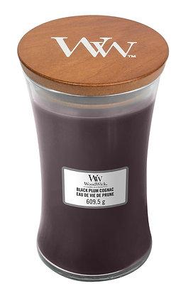 YANKEE CANDLE / WOODWICK - Grande jarre Eau de Vie de Prune