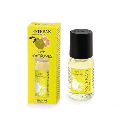 Terre d'agrumes Concentré de parfum