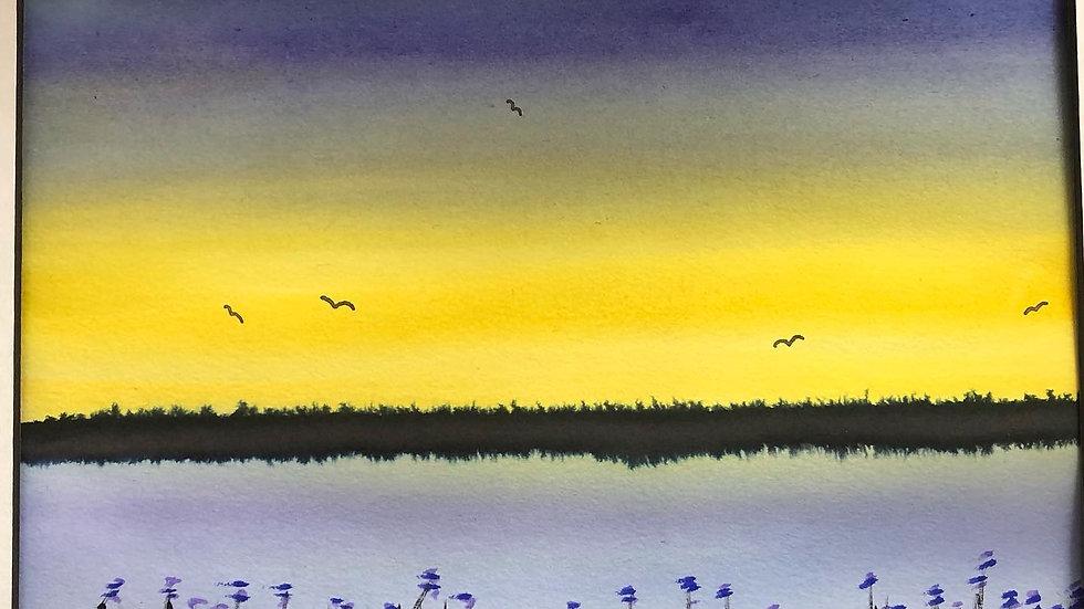 Yellow Dawn