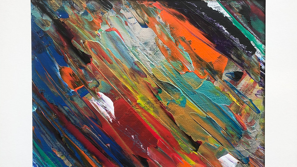 Avalanche Of Colour