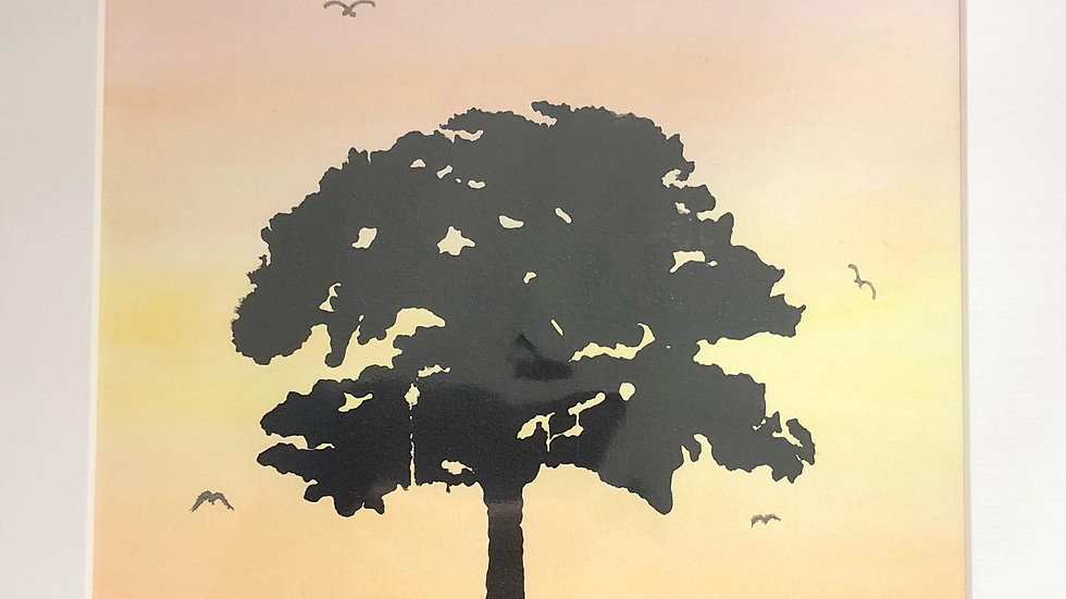 The Old Tree #1