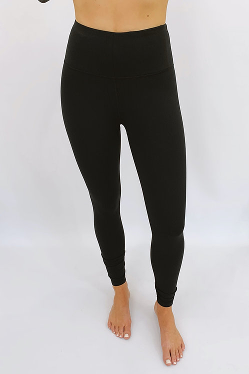 Black Waistshaper Leggings