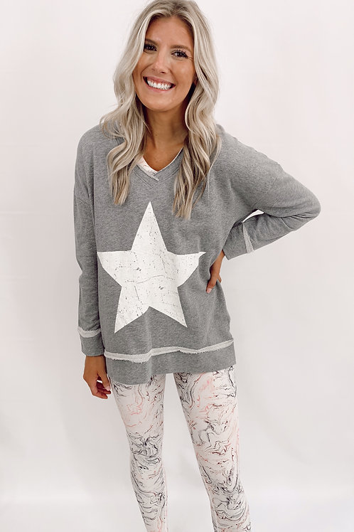 Star Lightweight Sweatshirt