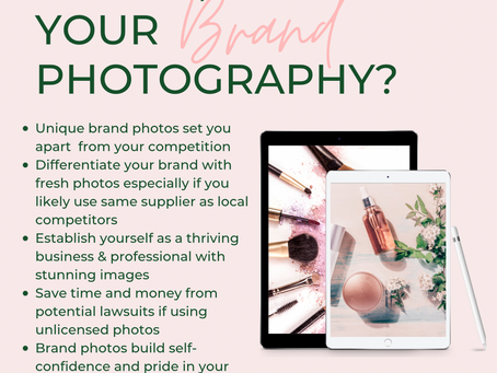 Hey Sis, Where's Your Brand Photography?