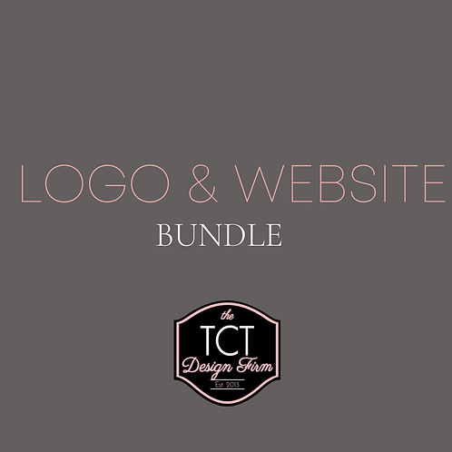 LOGO & WEBSITE BUNDLE