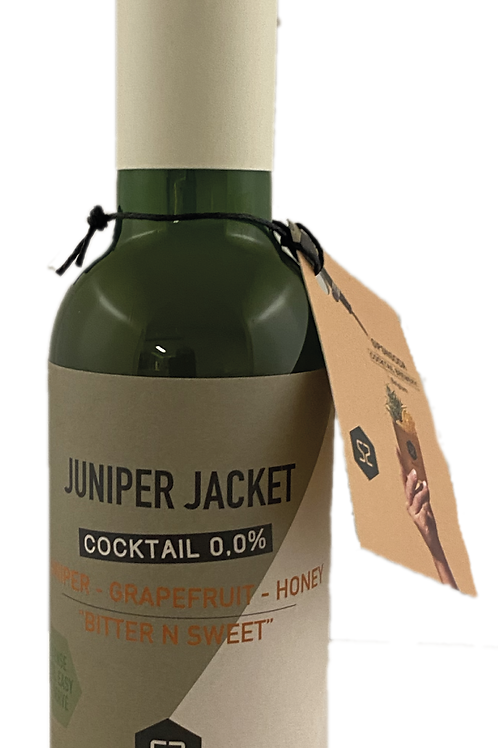 Juniper Jacket FLES 25 CL (2 serves)