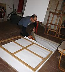 Javier de Sierra Peintures