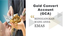 GCA - Gold Convert Account