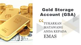 GSA - Gold Storage Account