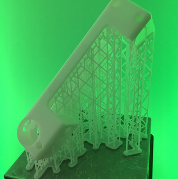 3D Printed Handle Casing