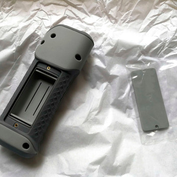 3D Printed overmoulded casing