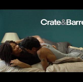 Crate & Barrel: Invest in Saturdays
