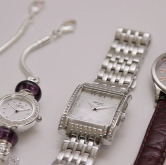 Lucky Magazine-Bulova Caravelle presents Linzy from Sparkling Footsteps