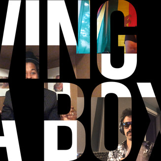 """Cilantro Boombox """"Living in a Box"""" Fresh Homegrown Sessions Vol. 2"""