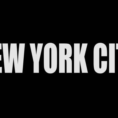 NYC: A Time Lapse Film