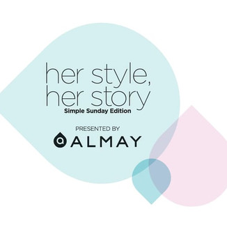 Lucky Magazine-Almay Blush: Her Style Her Story